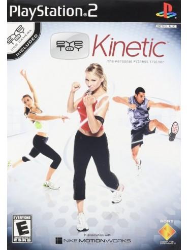 EyeToy : Kinetic ANG (używana) PS2