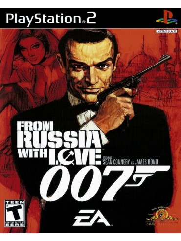 007 From Russia with Love ANG (używana)