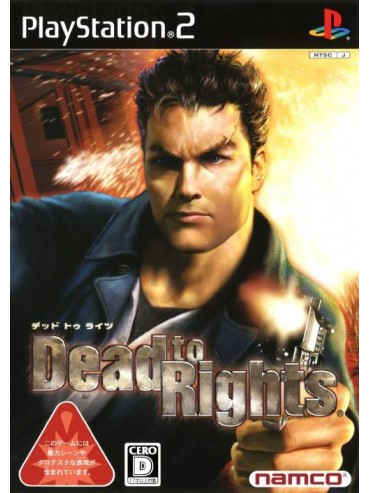 Dead to Rights ANG (używana) PS2