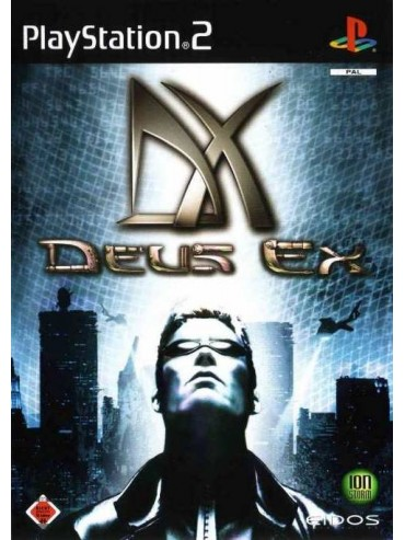 Deus Ex ANG (używana) PS2