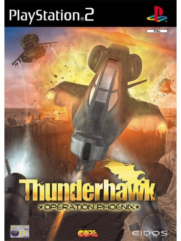 Thunderhawk : Operation Phoenix ANG (używana) PS2