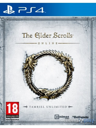 The Elder Scrolls Online Tamriel Unlimited ANG (używana)