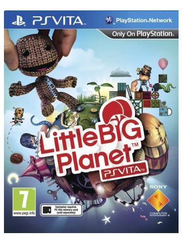 LittleBigPlanet PL (używana)