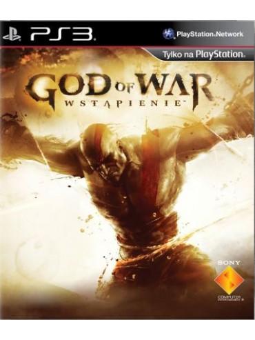 God of War Wstąpienie