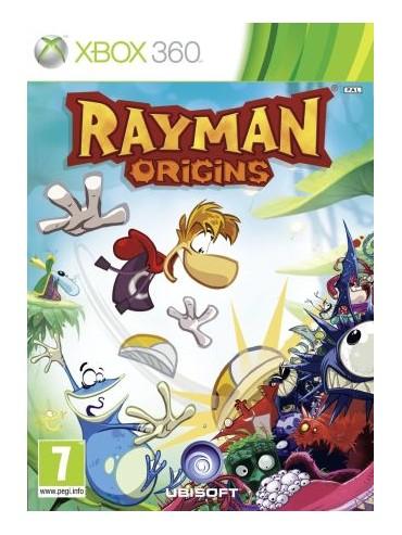 Rayman Origins PL (używana) XBOX 360/ONE/SERIES X