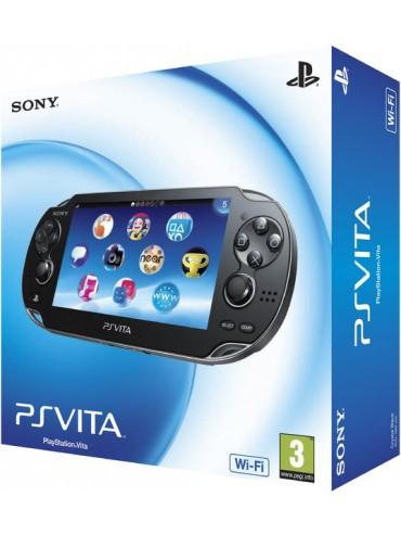 Konsola PS Vita PCH 1004 + 16GB Karta (używana)