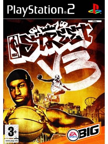 NBA Street v3 ANG (używana) PS2