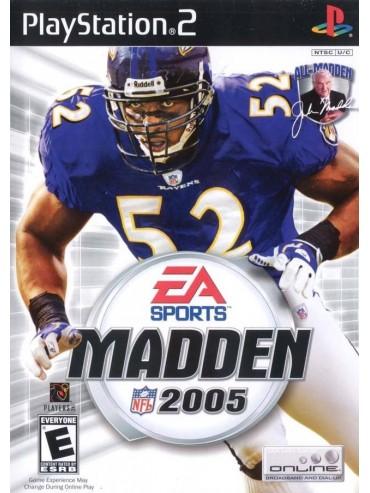 Madden NFL 2005 ANG (używana) PS2