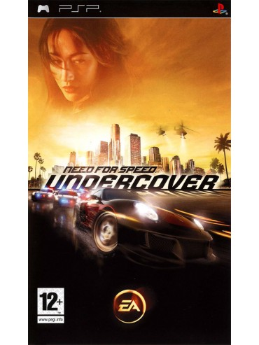 NFS Need for Speed Undercover PL (używana)