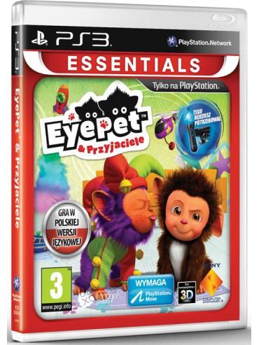 EyePet & Przyjaciele Move PL (używana)