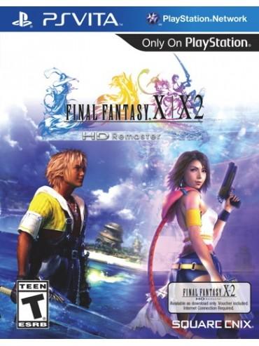 Final Fantasy X/X-2 HD Remastered