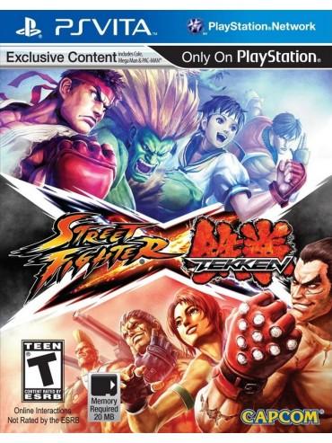 Street Fighter X Tekken ANG (używana)