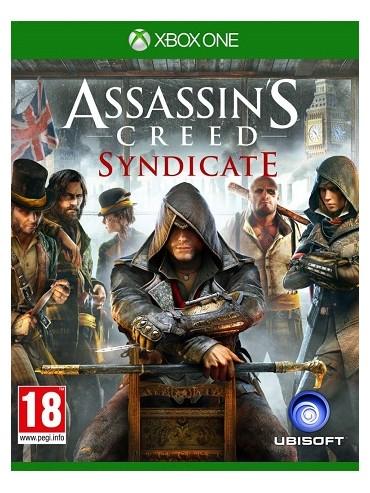 Assassin's Creed Syndicate PL (używana)