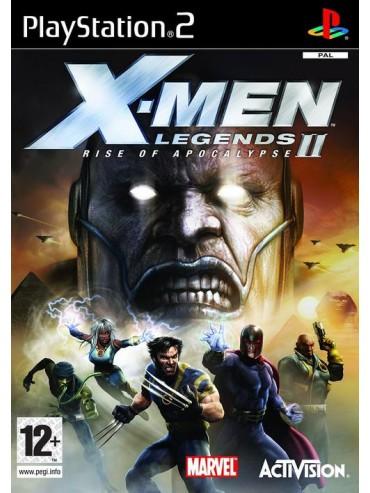 X-Men Legends II Rise of Apocalypse ANG (używana)