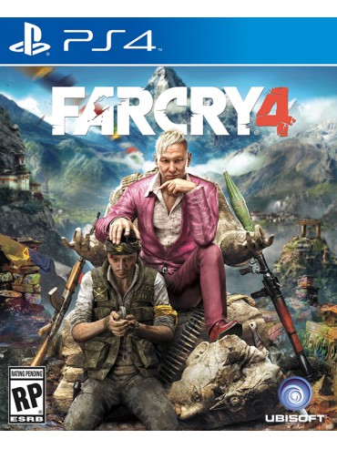 Far Cry 4 PL (folia)