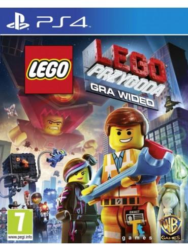 LEGO Przygoda gra wideo PL (używana)