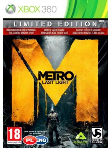 Metro Last Light PL (używane)