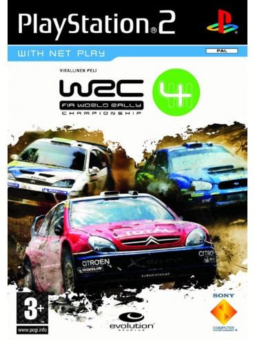 WRC 4 : World Rally Championship 4 ANG (używana)