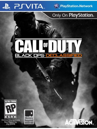 Call of Duty Black Ops Declassified PL (używana)