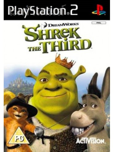 Shrek the Third ANG (używana)
