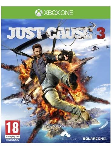 Just Cause 3 PL (używana)