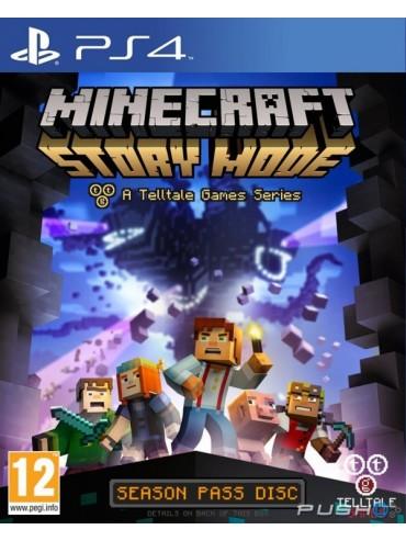 Minecraft : Story Mode ANG (używana)