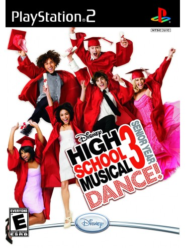 High School Musical 3 : Senior Year - Dance! ANG (używana )PS2