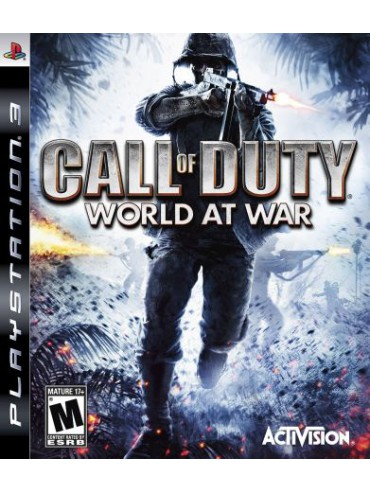 Call of Duty World at War ANG (używana)