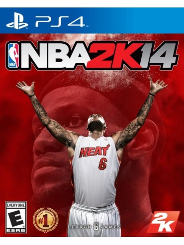 NBA 2K14 ANG (używana)