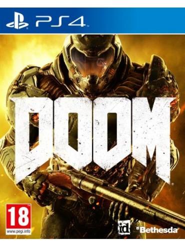 Doom PL (używana) PS4/PS5