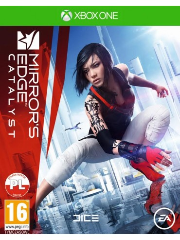 Mirror's Edge Catalyst PL (folia)