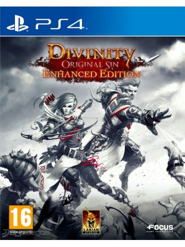 Divinity Original Sin - Enhanced Edition PL (używana)