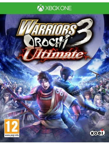 Warriors Orochi 3 Ultimate ANG (używana)