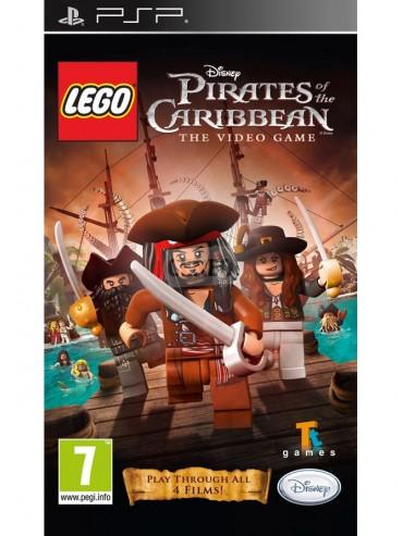LEGO Piraci z Karaibów ANG (używana)