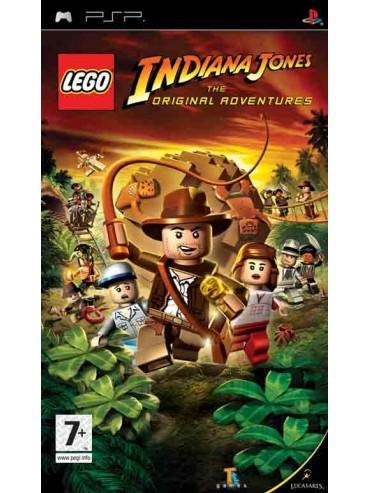 LEGO Indiana Jones The Original Adventures ANG (używana)
