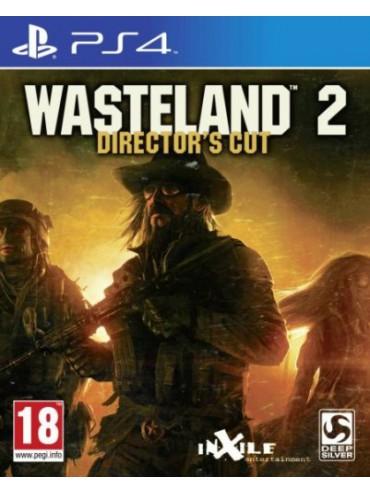 Wasteland 2 : Director's Cut PL (używana) PS4/PS5