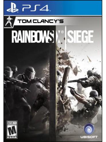 Tom Clancy's Rainbow Six Siege PL (używana)