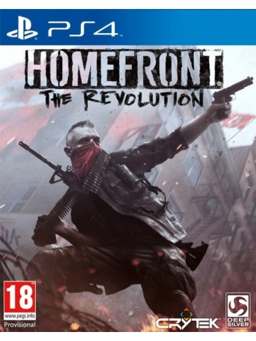 Homefront The Revolution PL (używana) PS4/PS5