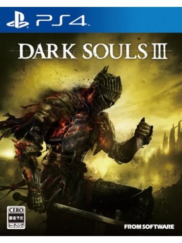 Dark Souls III PL (używana) PS4/PS5