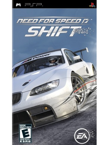 NFS Need for Speed Shift PL (używana)