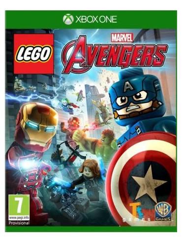 LEGO Marvel Avengers PL (używana)