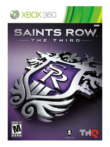 Saints Row The Third PL (używana)