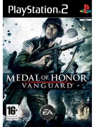 Medal of Honor Vanguard PL (używana)