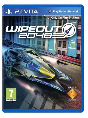 WipEout 2048 PL (używana)