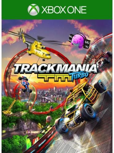 Trackmania Turbo PL (używana)