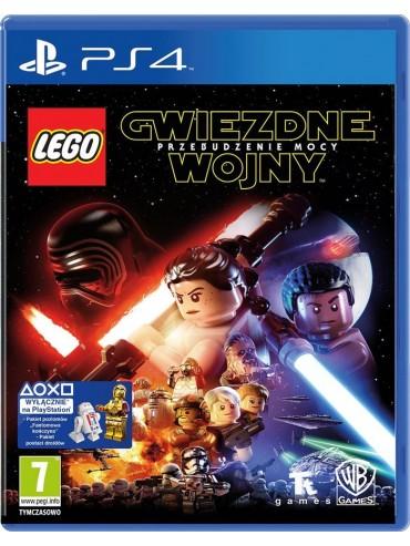 LEGO Star Wars Gwiezdne wojny Przebudzenie Mocy PL (używana)
