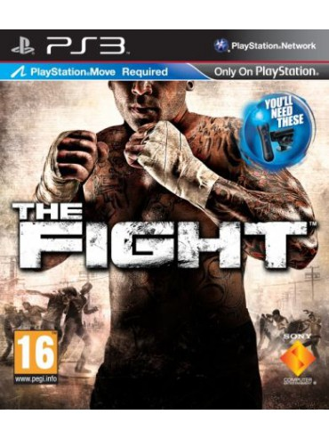 The Fight Lights Out MOVE PL (używana)