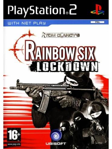 Tom Clancy's Rainbow Six Lockdown ANG (używana) PS2
