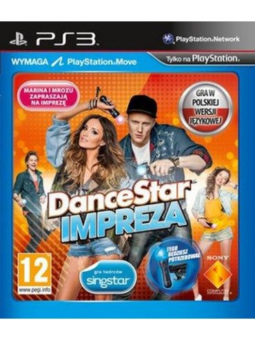 DanceStar IMPREZA MOVE PL (używana)