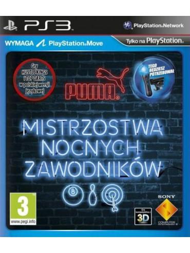 Mistrzostwa Nocnych Zawodników PL/ANG MOVE (używana)